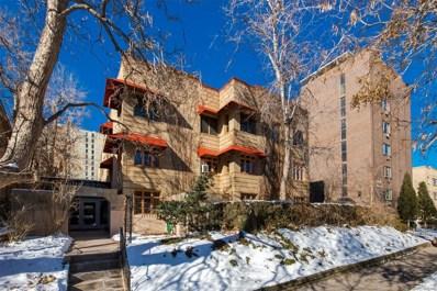 1029 N Pennsylvania Street UNIT 2E, Denver, CO 80203 - MLS#: 3231984