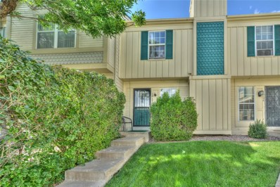 1612 S Idalia Circle UNIT J, Aurora, CO 80017 - MLS#: 3233267