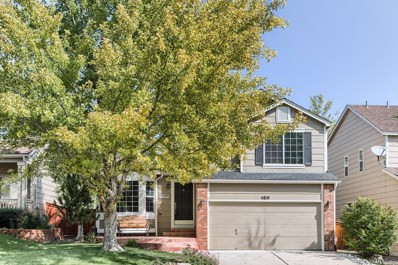 4819 Kingston Avenue, Highlands Ranch, CO 80130 - MLS#: 3235625