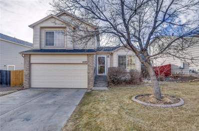 4448 E Andover Avenue, Castle Rock, CO 80104 - MLS#: 3236831