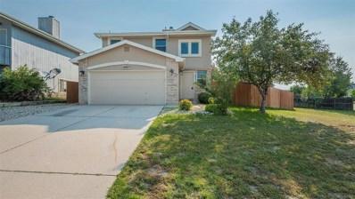 4927 Herndon Circle, Colorado Springs, CO 80920 - MLS#: 3243261