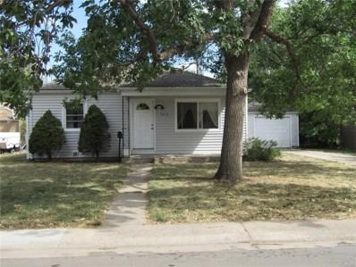 540 Xavier Street, Denver, CO 80204 - MLS#: 3245612