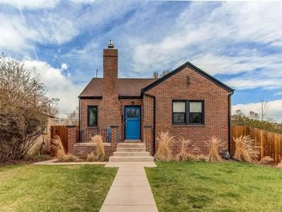3633 N Cook Street, Denver, CO 80205 - MLS#: 3249696