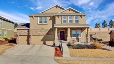 1285 Diamond Rim Drive, Colorado Springs, CO 80921 - MLS#: 3254046