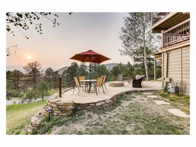 1614 Foothills Drive, Golden, CO 80401 - MLS#: 3256110