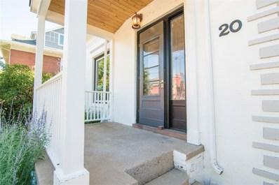 20 Bannock Street, Denver, CO 80223 - #: 3265434
