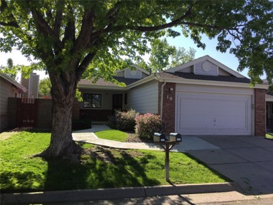 8040 E Dartmouth Avenue UNIT 14, Denver, CO 80231 - #: 3265498