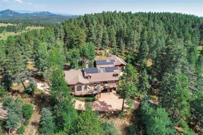 12753 Upper Ridge Road, Conifer, CO 80433 - #: 3266841