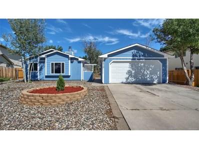 6820 Cory Place, Colorado Springs, CO 80915 - MLS#: 3266882