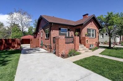 1229 Bellaire Street, Denver, CO 80220 - #: 3268677