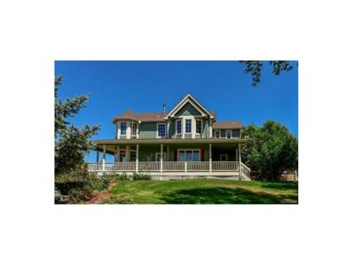 41412 N Pinefield Circle, Parker, CO 80138 - MLS#: 3278334