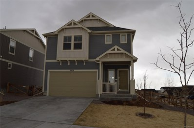 8636 Briar Brush Lane, Colorado Springs, CO 80927 - MLS#: 3283101