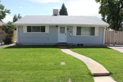 1360 Sheldon Drive, Denver, CO 80229 - MLS#: 3283439