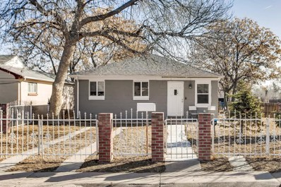 1600 Valentia Street, Denver, CO 80220 - #: 3285334