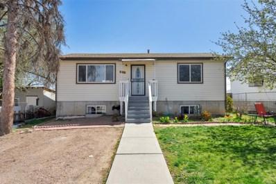 2436 S Galapago Street, Denver, CO 80223 - #: 3294147