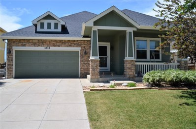 5328 Potentilla Street, Brighton, CO 80601 - MLS#: 3295136
