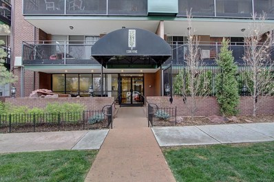 1200 Vine Street UNIT 4B, Denver, CO 80206 - #: 3295250