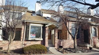 15198 E Purdue Avenue UNIT D, Aurora, CO 80014 - MLS#: 3298745