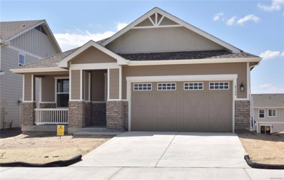 4166 Forever Circle, Castle Rock, CO 80109 - MLS#: 3299624