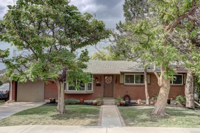 4605 E Arapahoe Place, Centennial, CO 80122 - #: 3301064