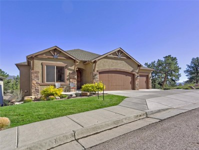 1954 Safe Harbor Court, Colorado Springs, CO 80919 - #: 3307199