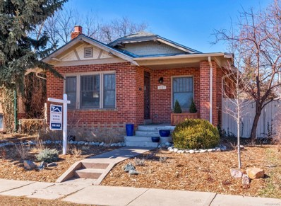 1257 Jackson Street, Denver, CO 80206 - MLS#: 3308234