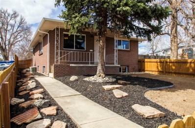 4801 Lowell Boulevard, Denver, CO 80221 - MLS#: 3312934