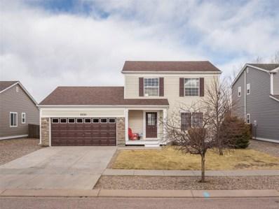 6335 Binder Drive, Colorado Springs, CO 80923 - MLS#: 3316304