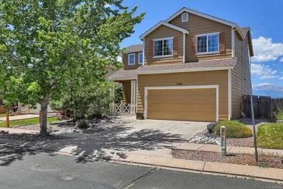7184 Prairie Wind Drive, Colorado Springs, CO 80923 - #: 3317299
