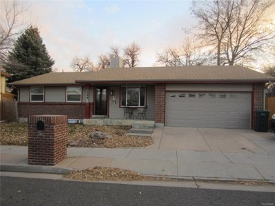 9004 W 75th Way, Arvada, CO 80005 - #: 3317399