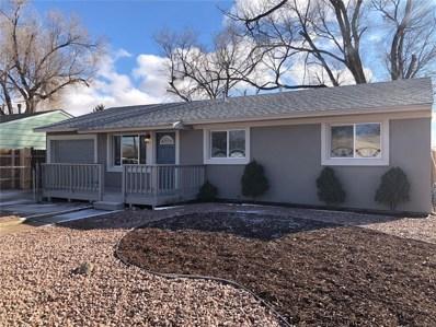 93 Jasper Circle, Colorado Springs, CO 80917 - MLS#: 3319942