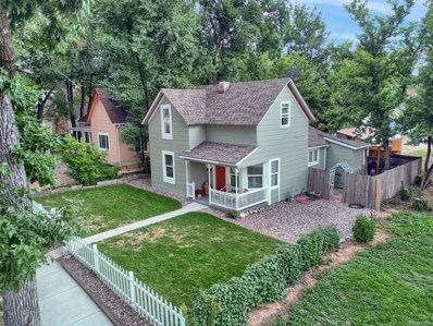 705 E Costilla Street, Colorado Springs, CO 80903 - MLS#: 3322077