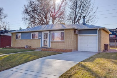 6160 Johnson Way, Arvada, CO 80004 - MLS#: 3322507