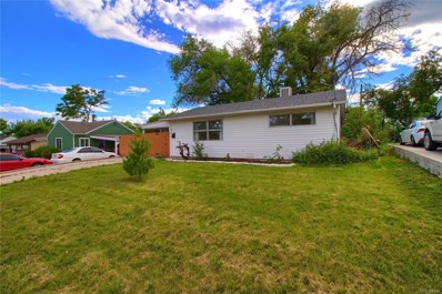 1525 S Wolff Street, Denver, CO 80219 - MLS#: 3322508