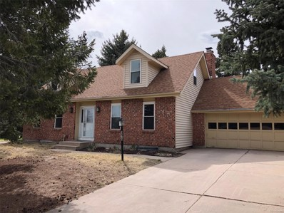 5410 Galena Drive, Colorado Springs, CO 80918 - MLS#: 3323454
