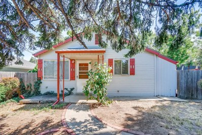 5890 W 41st Avenue, Wheat Ridge, CO 80212 - #: 3324874