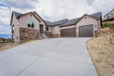 4664 Cedarmere Drive, Colorado Springs, CO 80918 - MLS#: 3324976