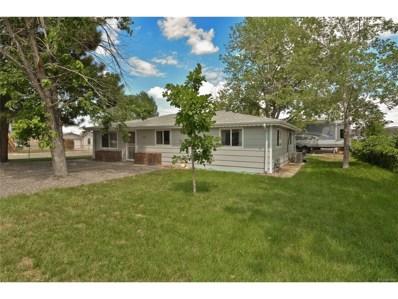 5896 Poplar Street, Commerce City, CO 80022 - MLS#: 3325230