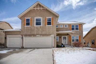 5847 Kent Creek Lane, Colorado Springs, CO 80924 - MLS#: 3328269