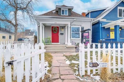 364 Inca Street, Denver, CO 80223 - MLS#: 3335079