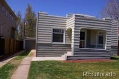2443 S Williams Street, Denver, CO 80210 - #: 3335188