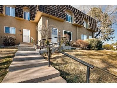 7366 E Princeton Avenue, Denver, CO 80237 - MLS#: 3335946