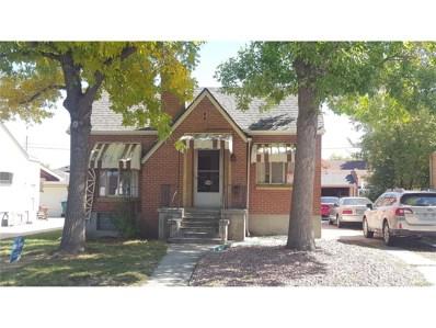 3708 Ames Street, Wheat Ridge, CO 80212 - MLS#: 3336837
