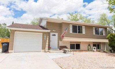4762 N Sleepy Hollow Circle, Colorado Springs, CO 80917 - MLS#: 3336846
