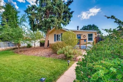 1608 Uinta Street, Denver, CO 80220 - MLS#: 3337852
