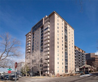 2 Adams Street UNIT 908, Denver, CO 80206 - #: 3339907