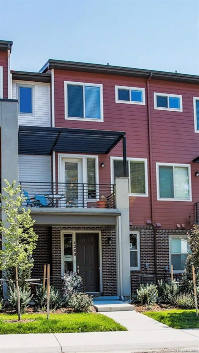 4280 E Warren Avenue UNIT 4, Denver, CO 80222 - MLS#: 3341210