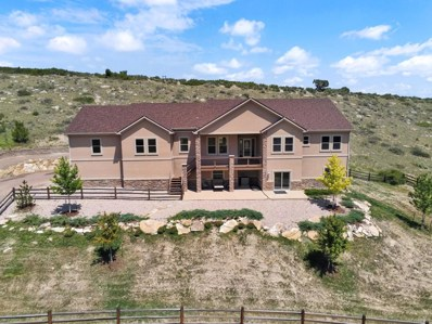 5235 Country Club Drive, Larkspur, CO 80118 - MLS#: 3343691