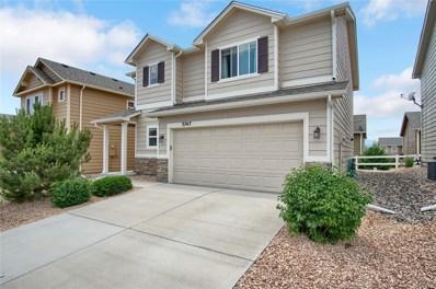 3747 Swainson Drive, Colorado Springs, CO 80922 - MLS#: 3347234