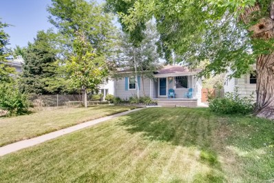 1156 S Steele Street, Denver, CO 80210 - #: 3350805